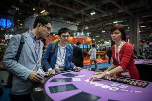 中國賭場遊戲的歷史