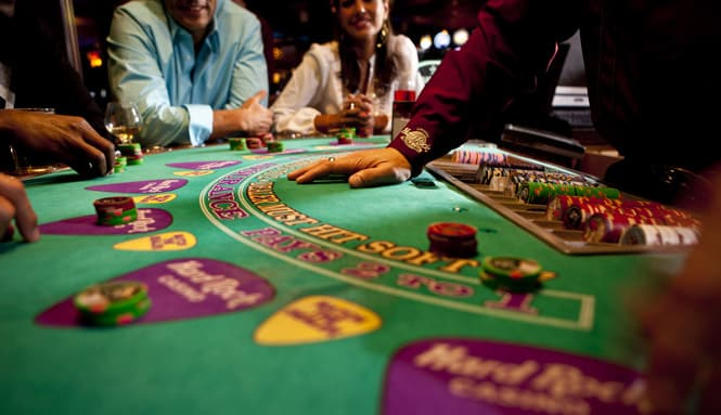 在香港賭博